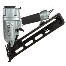 Hitachi 15 gauge angle Finish nailer NT65MA4 nail gun with air duster & warranty
