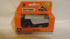 "Matchbox Dirt Hauler # 75 ""Dump Truck"" Build It Series New In Box 1/64 Scale"