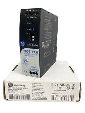 Allen Bradley 1606-XLB120E Ser A Power Supply 1-Phase 24V 5A 120W