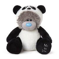 "Me To You 9"" Tatty Teddy Collectors Plush Bear - Dressed as a Panda"
