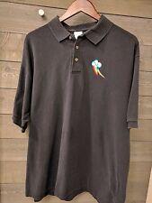 My Little Pony Brony We Love Fine Pique Polo Shirt Size XL Rainbow Dash Cutie