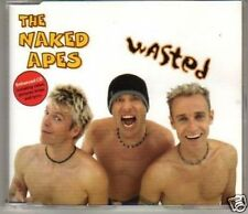 (D869) The Naked Apes, Wasted - new CD
