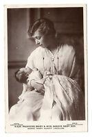 HRH Princess Mary - Real Photo Postcard / Original