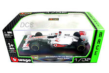 BBURAGO JESON BUTTON F1 2012 VODAFONE MERCEDES MP4-27 RACING TEAM 1/32  18-41204