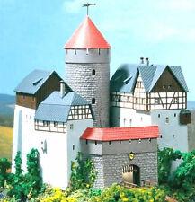 12263 Auhagen HO Kit of Lauterstein castle - NEW