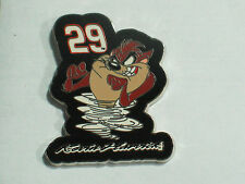 Kevin Harvick #29  Nascar  Racing Pin Badge.  Taz Cartoon Pin ( #527)