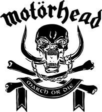 Sticker Motorhead 104 - 57x63 cm