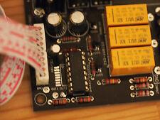 PGA2311 preamplifier remote volume assembled premium components Dale resistors !