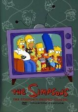 Brand New DVD The Simpsons - The Complete Second Season collector's edition