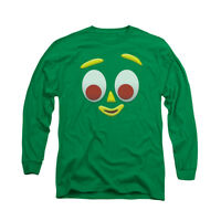 GUMBY GUMBME Licensed Men's Long Sleeve Graphic Tee Shirt SM-2XL