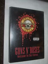 Guns 'n' Roses - Welcome To The Videos DVD