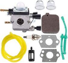 More details for carburetor set for zama carb stihl bg45/46 bg55 bg65 sh55 sh85 blade blower