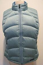 Women's Patagonia Blue Goose Down Vest Size L, Excellent Condition!