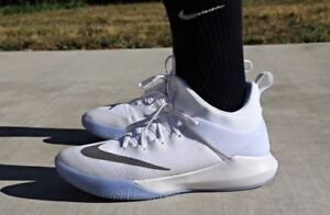 Nike Men's Zoom Shift  Basketball Shoe Trainers 897653 100 UK 8.5