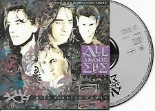 ALL ABOUT EVE - Wild hearted woman CD SINGLE 4TR CARDSLEEVE 1988 West Germany