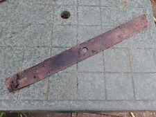"#6207 Rotary Replacement for Kubota 24-9/16"" 76550-34330 blade fits 72"" mower"
