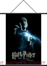 """Harry Potter Voldemort Banner Fabric Wall Scroll 22""""x32"""" Order of the Phoenix"""