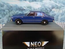 1/43  NEO  DATSUN 200L Laurel 1977