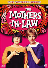 Mothers-In-Law . The Complete Series . Season 1 & 2 .. Eve Arden .. 8 DVD .. NEU