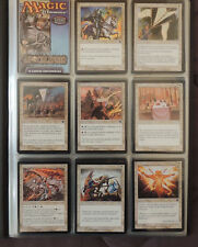 MAGIC MTG, APOCALYPSE ,Complete SET en ESPAÑOL, NEVER PLAYED