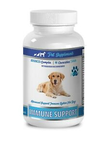 dog immune booster organic - DOGS IMMUNE SUPPORT - red clover dogs 1B