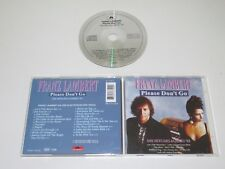 FRANZ LAMBERT/PLEASE DON'T GO/DIE HITS DES JAHRES '92(POLYDOR 5173102) CD ALBUM
