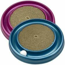 New listing Bergan Turbo Scratcher Cat Toy Colors may vary Note