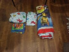 Little boys sheet set and comforter / Paw Patrol