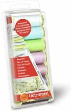 Gutermann Sewing Thread Set Sew-All 7 x 100m - Notting Hill Assorted Colours