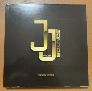 GOT7 JJ Project BOUNCE CD (No Photocard) RARE Free shipping