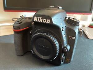 Nikon D750 in Great Shape