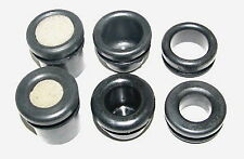 """Universal 1.25"""" Valve Cover Rubber Grommet Kit A - Stamped Steel Style Covers"""