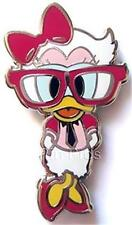 DAISY DUCK Glasses NERDS ROCK! Collection DISNEY PIN