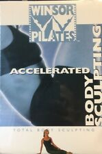 Windsor Pilates Accelerated Body Sculpting Workout Dvd New Factory Sealed