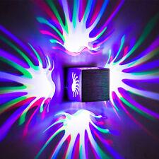 3W RGB Wandleuchte Wandlampe Flurlampe Wandbeleuchtung Effektleuchte Handprint