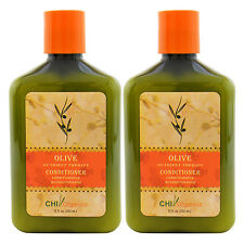 CHI Organics Olive Nutrient Conditioner 12 fl oz (Pack of 2)