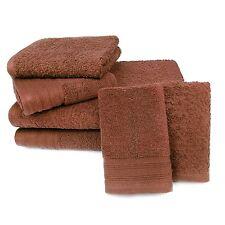 Kaufman - Zero Twist JacquardBath Towel Set. 2 Bath, 2 Hand & 2 Wash Towels- CIN