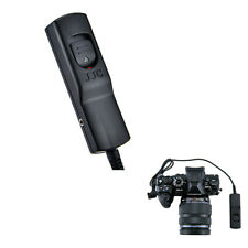 Remote Shutter Release Cable Wired Control for Olympus OM-D E-M1 Mark II E-M1X