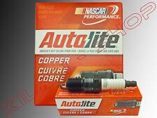 8 x Zündkerze Zündkerzen Satz Autolite USA Hummer H2 6.0L 6.2L V8 2002-2010