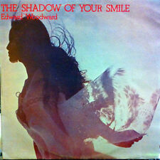 """EDWARD WOODWARD THE SHADOW OF YOUR SMILE DOUBLE VINYL 12"""" LP RECORD"""
