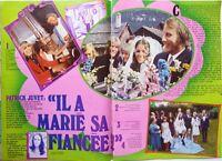 PATRICK JUVET => coupure de presse 2 pages 1973 //  FRENCH CLIPPING