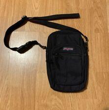Vintage Jansport Crossbody Side Bag Fanny Pack