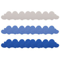 24 Pcs Foam Stickers Clouds Self Adhesive Sticker for DIY Cards Making Craft
