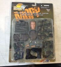 "2002 21st Century Toys The Ultimate Soldier 1/6 Scale 12"" MOPP Accessories Set"
