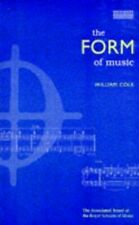 COLE FORM OF MUSIC Paperback*