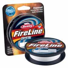 Berkley FireLine Crystal Fused Braid Line 6 lb Test 300yd Translucent BFL3006-CY