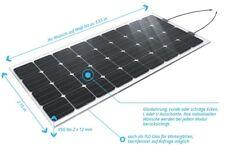 Premium Solarglas PS-165M Solarmodul für Solarfassade Solarcarport + Solarbalkon