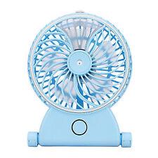Summer Humidifier Mini Fan USB Rechargeable Water Mist Fan with Lithium W2L1