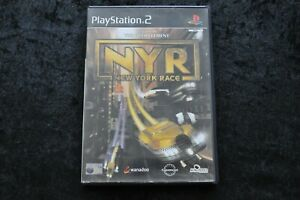 New York Race Playstation 2 PS2