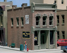 DPM Cricket's Saloon Building Structure Kit N Scale #51100 Model Trains - New